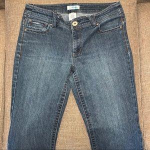 EUC Vintage Z Cavaricci Cropped Jeans Size 10.
